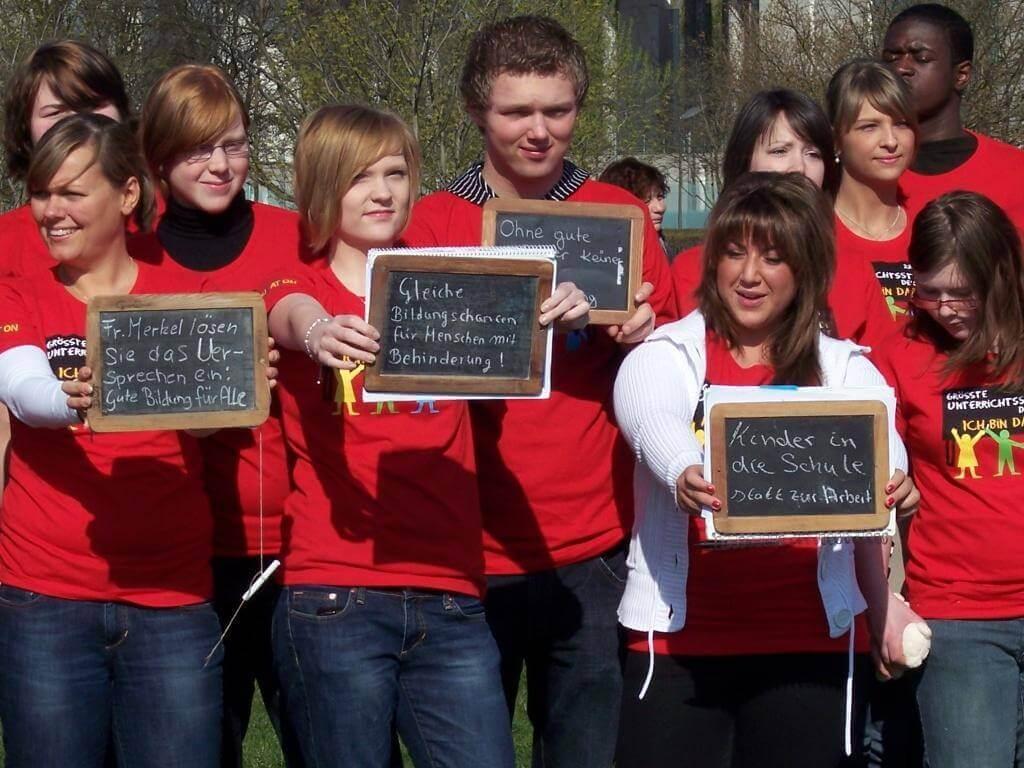 global education (c) bildungskampagne.org