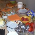 Beste Beispiele Frühstück: Der frühe Vogel fängt den Wurm