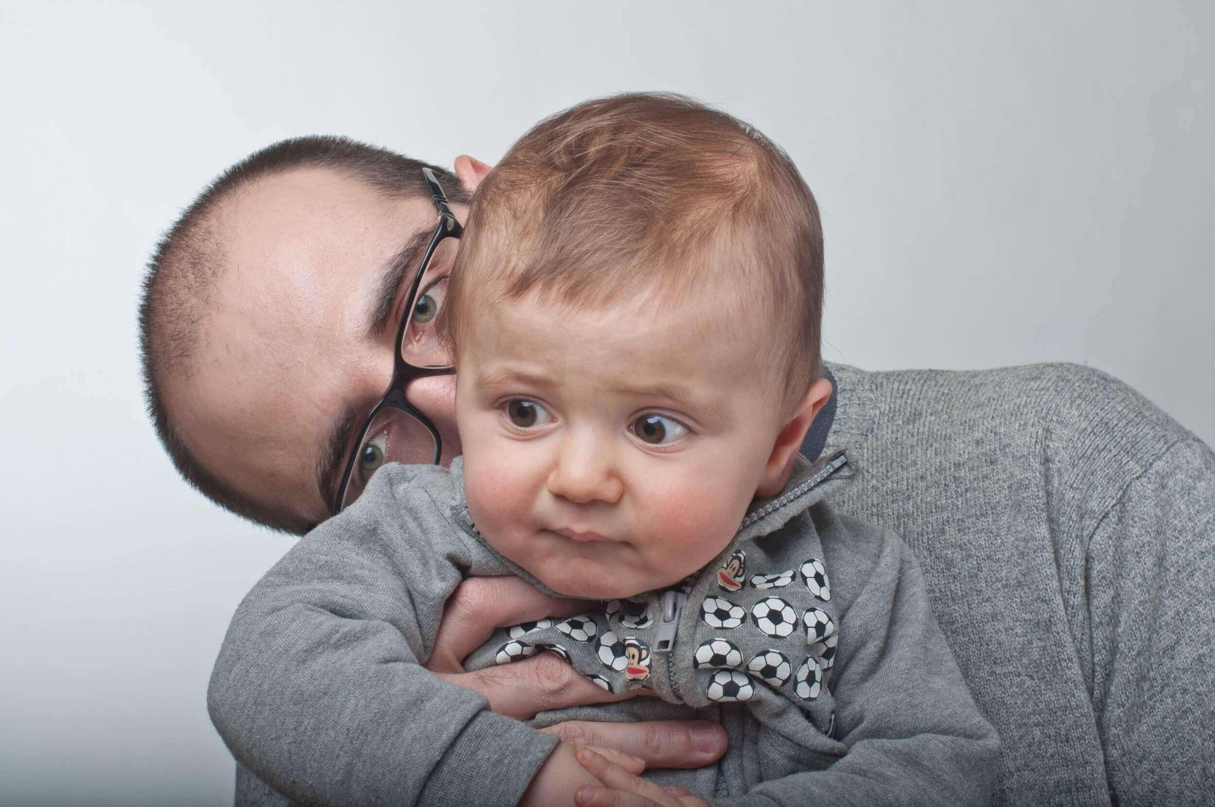 Glück als junger Vater (c) tamino54 / pixabay.de