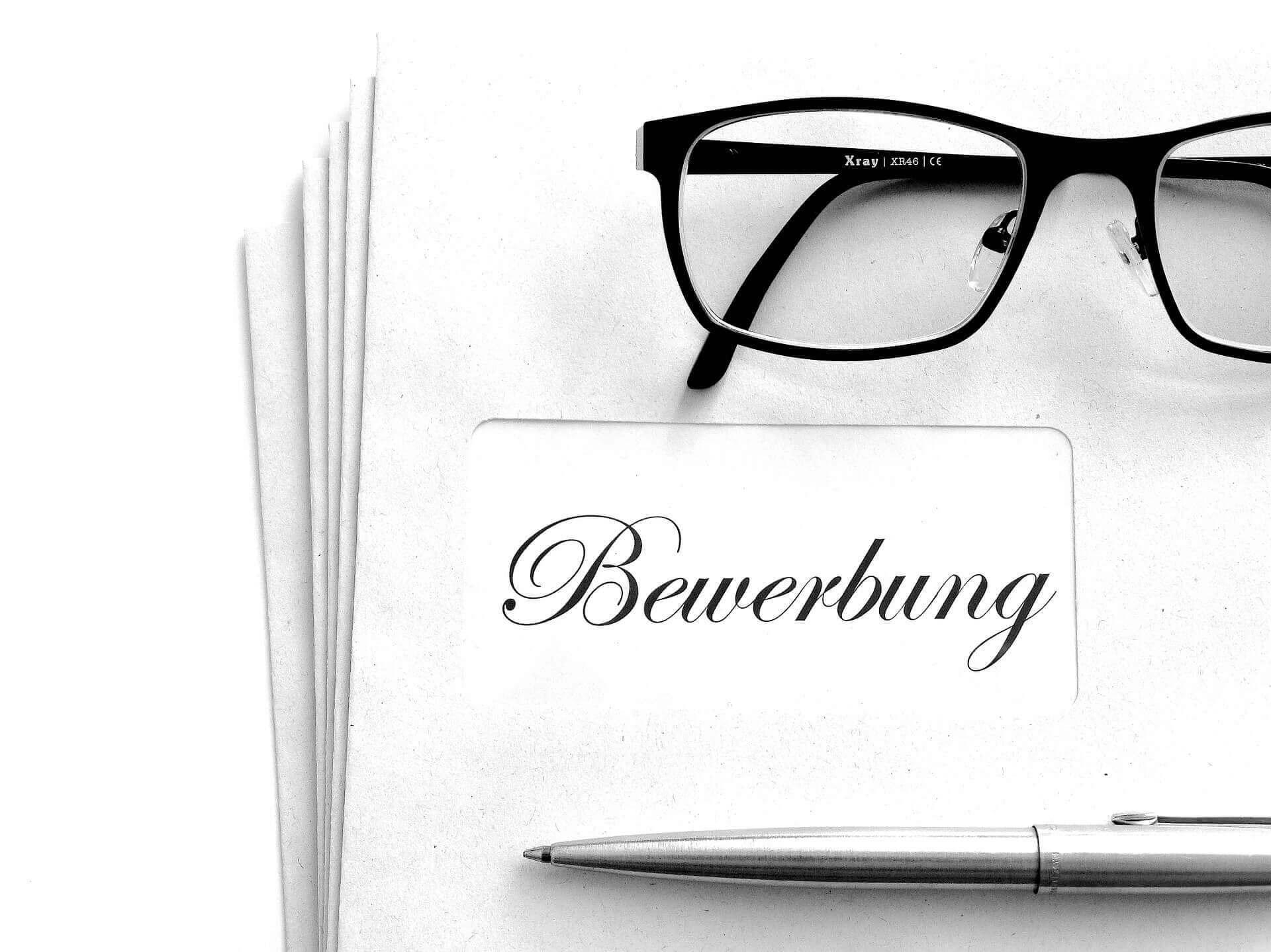 Bewerbungsschreiben (c) pixabay.de