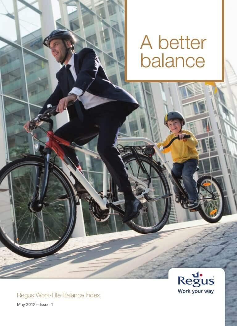 Work-Life Balance Index 2012 - REGUS.de
