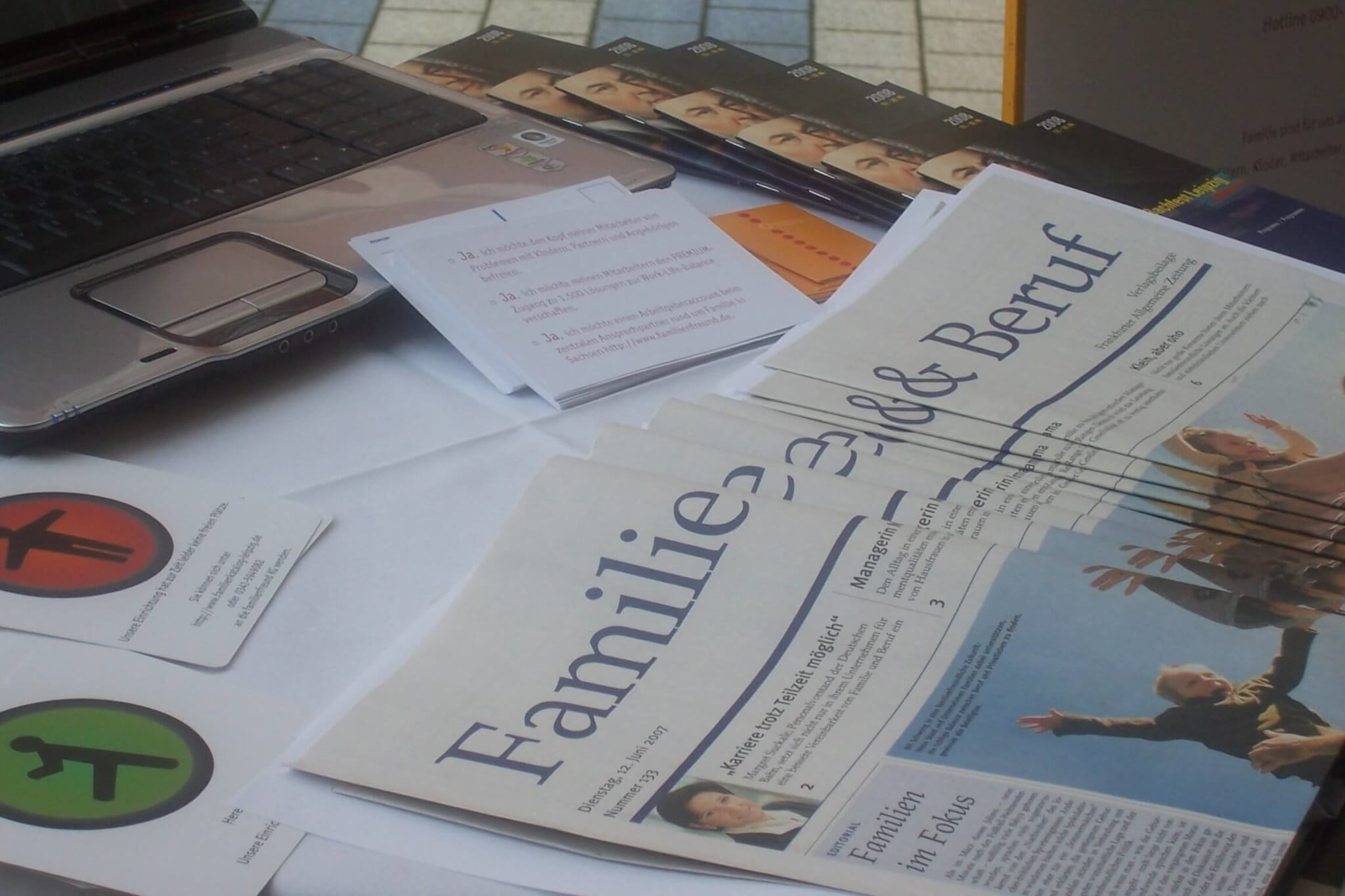 Familie und Beruf | Work-Life-Balance (c) familienfreund.de