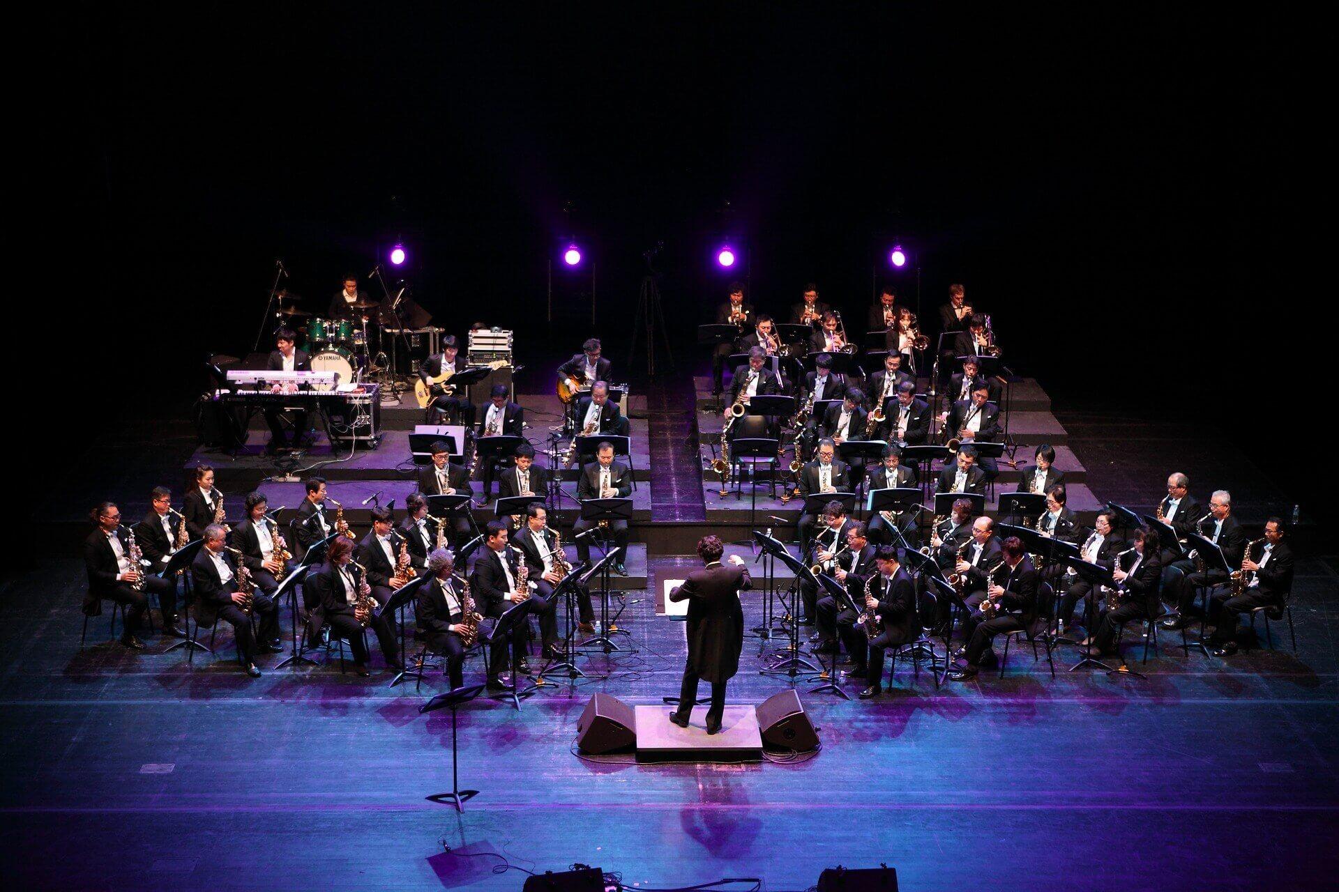Musik Orchester (c) yunje5054 / pixabay.de