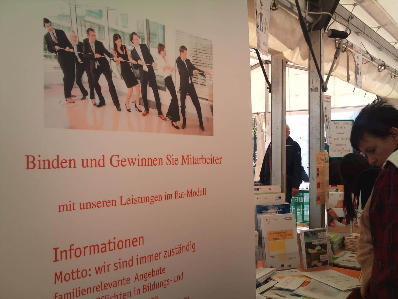 Binden und Gewinnen Sie Mitarbeiter (c) familienfreund.de
