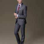 Männer machen in maßkonfektionierter Kleidung von DOLZER eine gute Figur