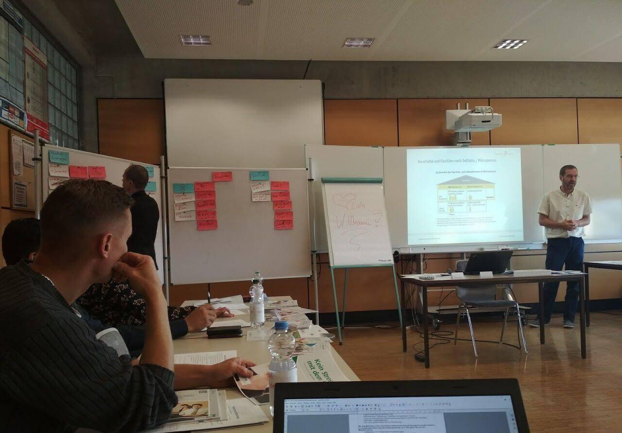 Workshop Fachkräftesicherung in Großenhain (c) familienfreund.de