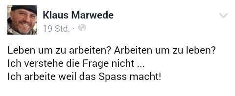 Zitat Klaus Marwede (c) Klaus Marwede / twitter.com