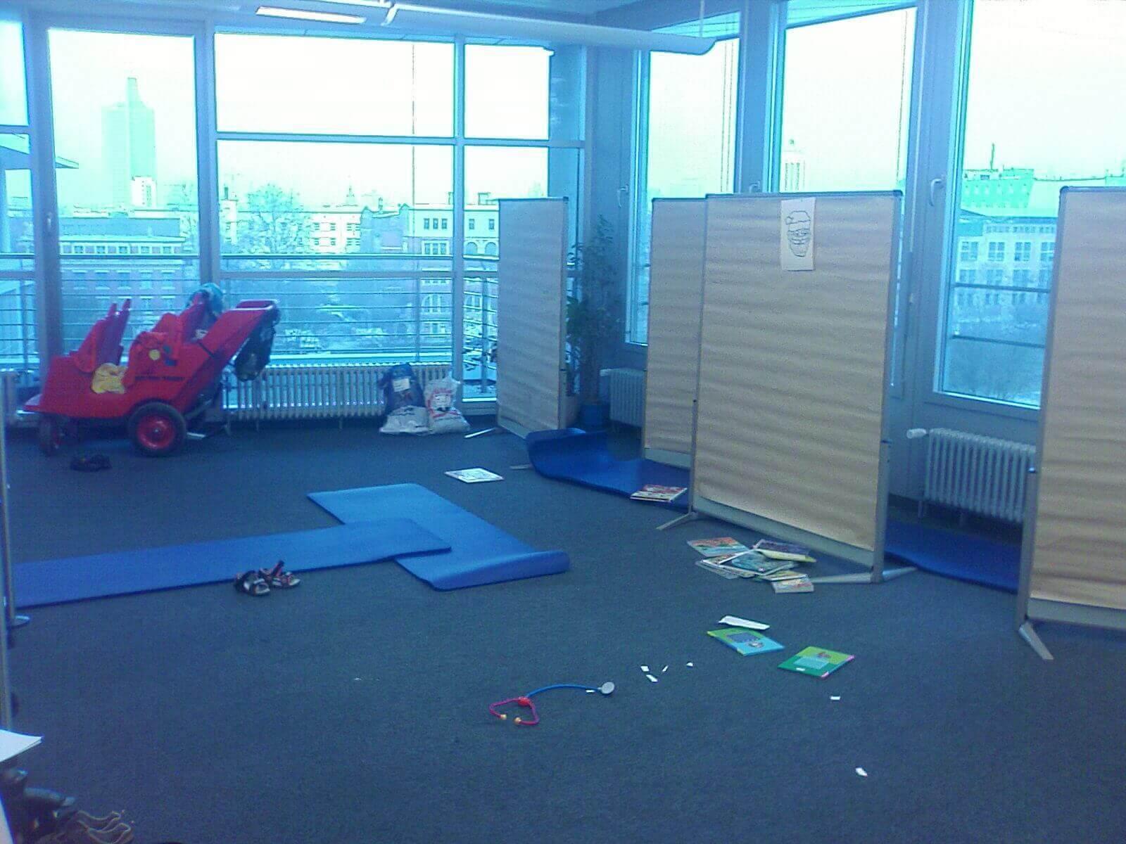 Überbrückung KiTa-Schließzeit bei der Allianz Leipzig durch familienfreundchen.de