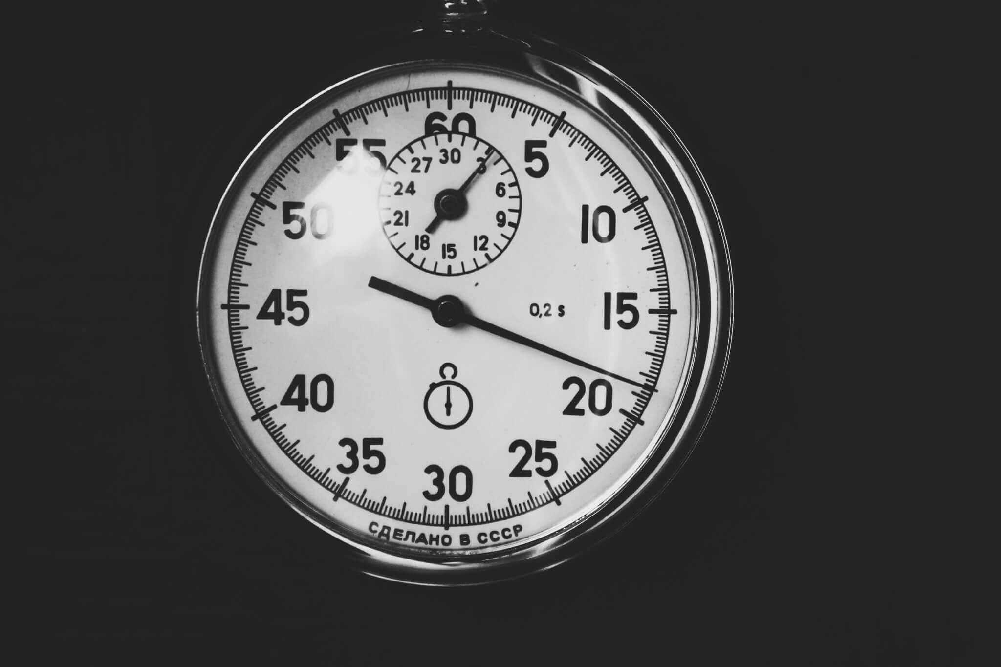 Zeiterfassung zur Messbarkeit von Arbeitsleistung (c) pixabay.de