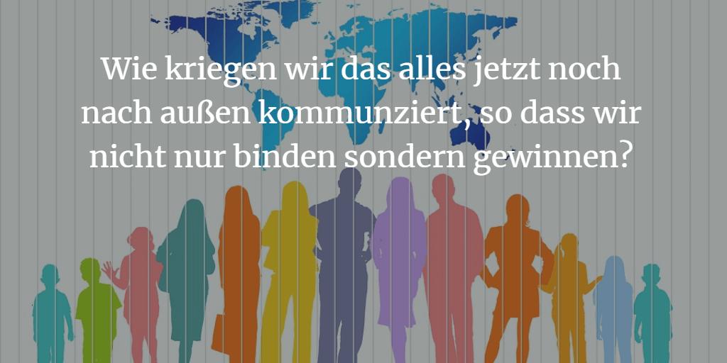 Wie kriegen wir alles, was wir gutes tun, kommuniziert, um Mitarbeiter zu gewinnen (c) familienfreund.de