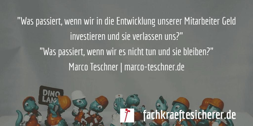 Fragen Qualifizierungsförderung (c) Marco Teschner