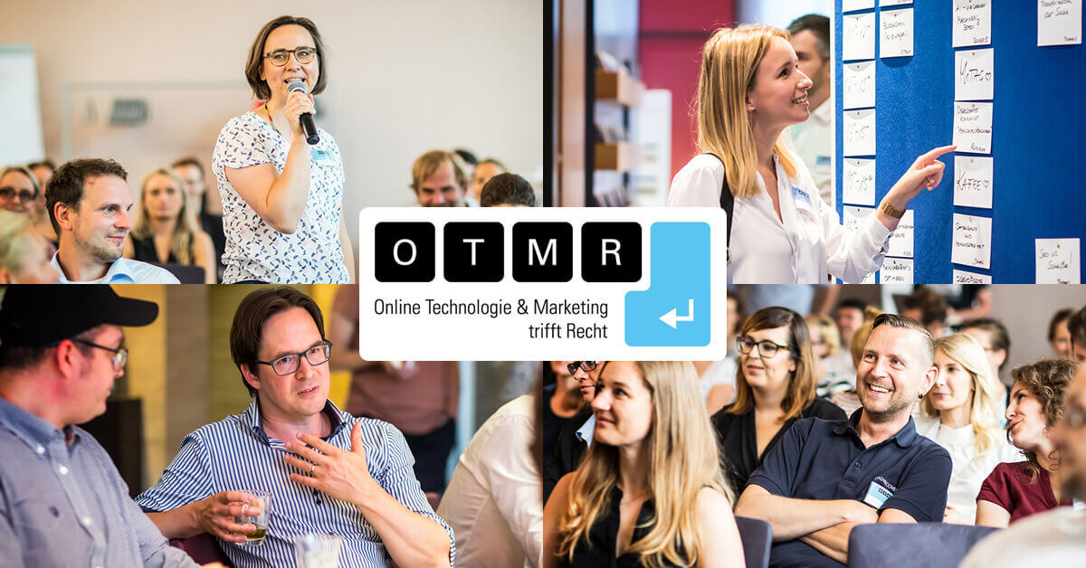 Fachkräftesicherer bei Konferenz & Barcamp #OTMR