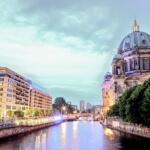 Von der Parthe an die Havel: Umzug nach Berlin