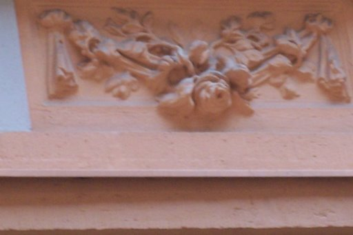 Romanushaus Leipzig - Fassadenelement (c) familienfreund.de