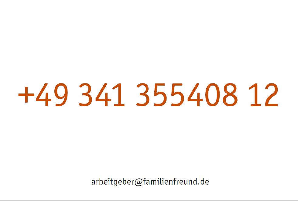 Familienservice (EAP) der familienfreund KG (c) familienfreund.de