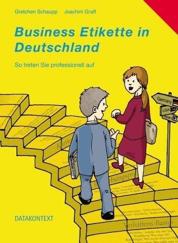 Business etikette (c) Buchcover amazon.de