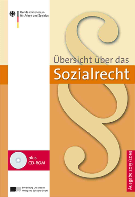 Übersicht über das Sozialrecht (c) bwverlag.de