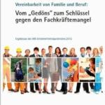 DIHK stellt Umfrage zur Vereinbarkeit von Familie und Beruf vor
