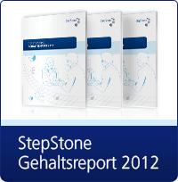 StepStone.de Gehaltsreport 2012