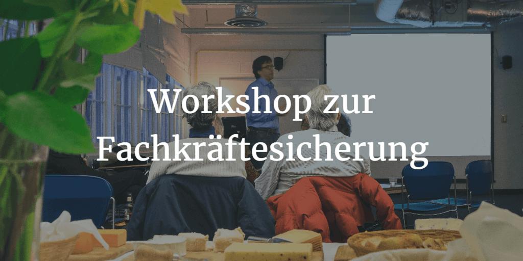 Workshop zur Fachkräftesicherung (c) thumprchgo / pixabay.de