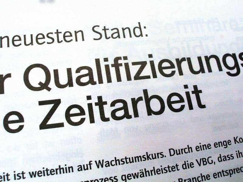 Zeitarbeit (c) claudia hautumm / pixelio.de