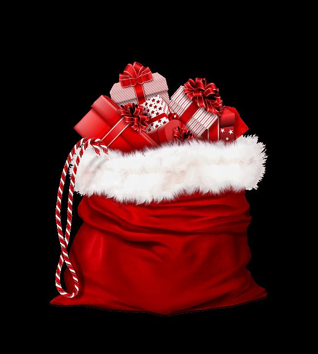 Ein Sack voll Geschenke (c) maciej326 / pixabay.de