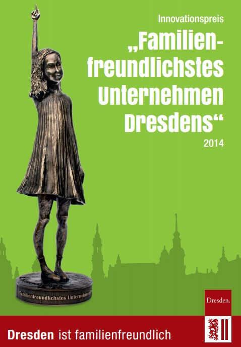 familienfreundlichstes Unternehmen Dresdens