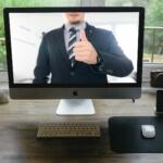 Im richtigen Licht bei Videokonferenzen