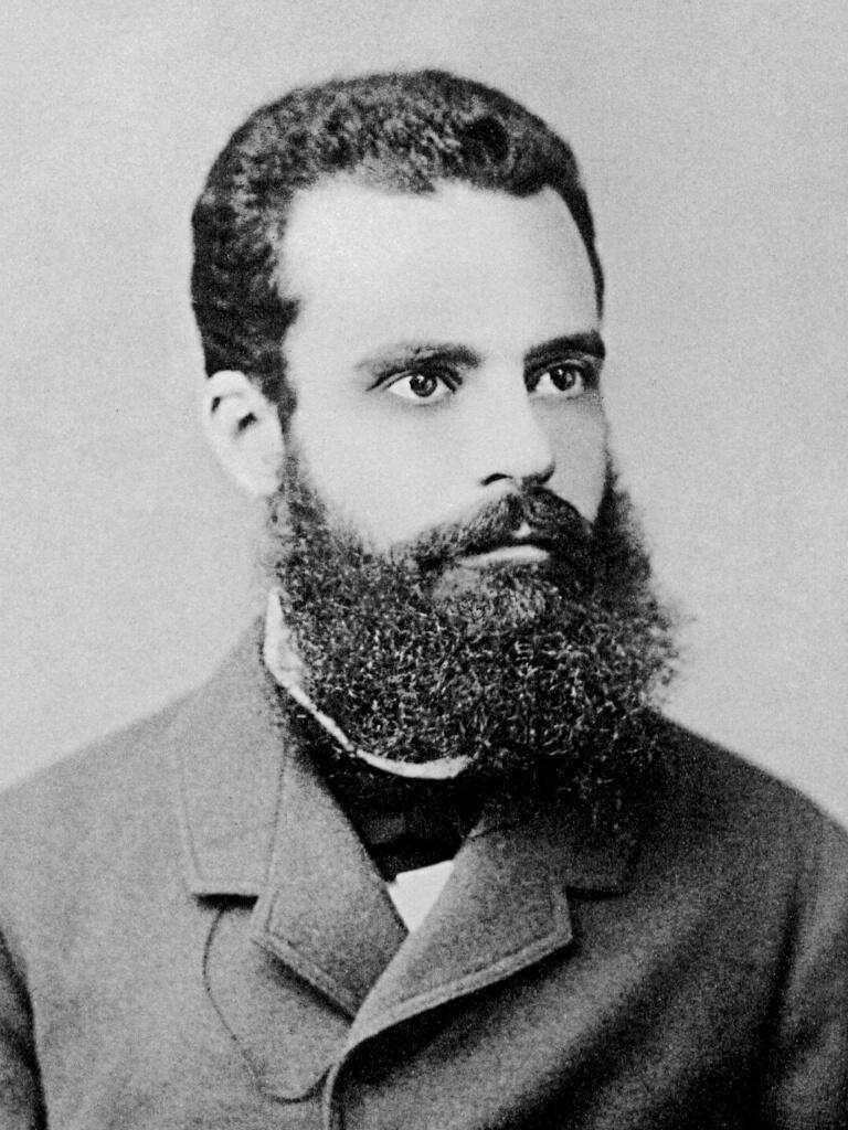 Vilfredo Federico Pareto (gebürtig Wilfried Fritz Pareto; 15. Juli 1848 - 19. August 1923)