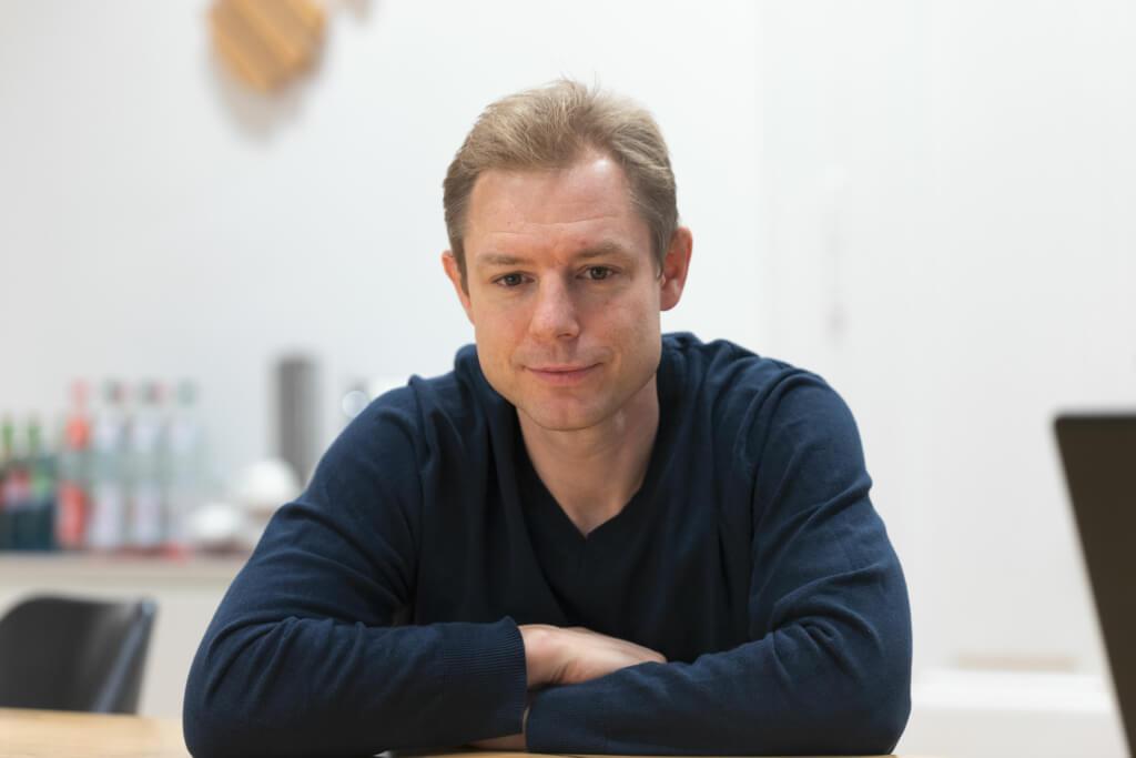 Benedict Rehbein - Gründer von Pioneer Communications und Ideengeber DeskHero